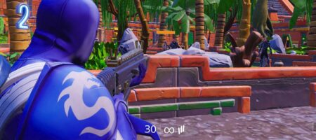 BEST MAP TO PRACTICE AIM IN FORTNITE CODE 1