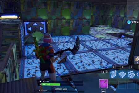 BEST PARKOUR MAPS IN FORTNITE CODES 1